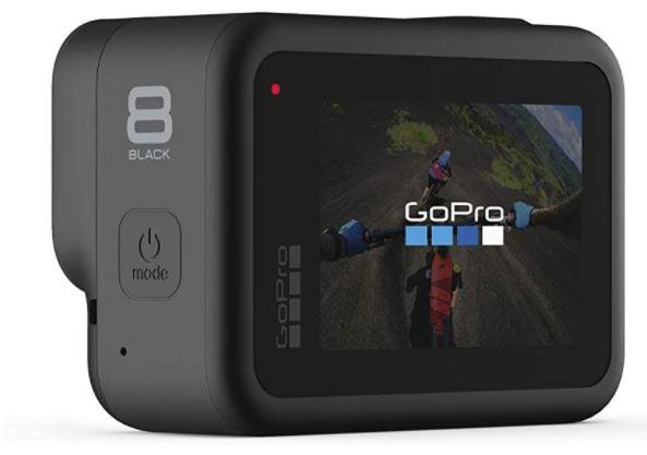 cámara GoPro HERO8 Black