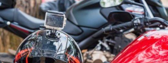 Mejores cámaras para moto 2021
