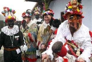 Carnavales en la República Checa, una tradición medieval con sello de la Unesco