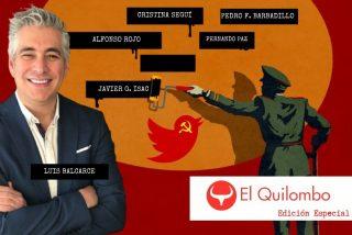 EN DIRECTO / Especial Quilombo: ¿Tiene sentido que el PP se preste a chalaneos con Sánchez?