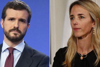 """Cayetana Álvarez de Toledo carga contra Casado desde El Mundo: """"Ha defraudado a los que nos unimos a él"""""""