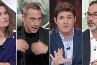 """Cintora y sus compinches se lanzan a por la Corona desde la tele pública: """"La respuesta de Zarzuela es pésima"""""""