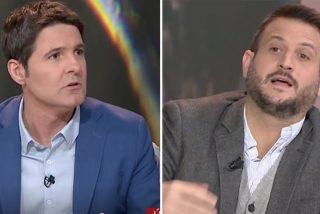"""Cintora abraza la causa de Hasel en TVE y un tertuliano se harta de su sectarismo: """"¡La pregunta es una trampa!"""""""