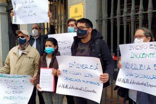 Madrid: Piden al Defensor del Pueblo que impida extradición de venezolano a Caracas