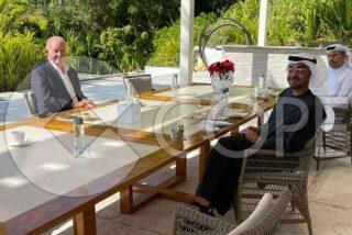 El Rey Juan Carlos da un golpe en la mesa, rompe su silencio en Abu Dabi y manda malas noticias a Podemos