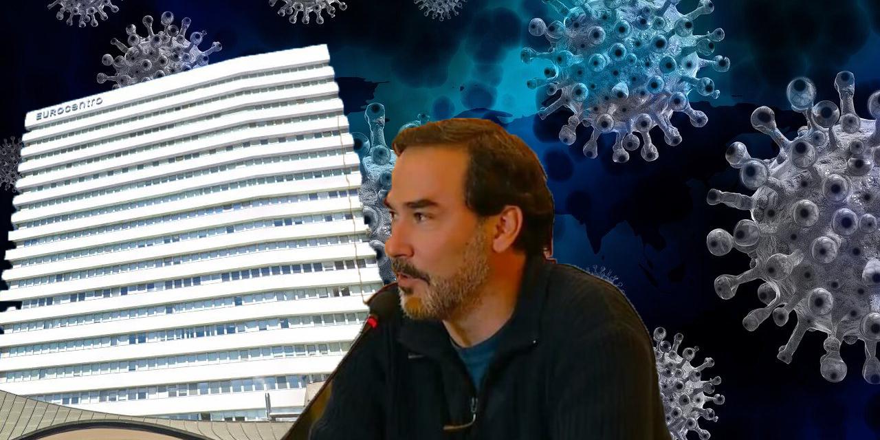 La embajada chavista en Madrid, infectada de COVID: el 50% del personal da positivo y es obligado a trabajar