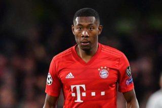 """David Alaba abandonará el Bayern Múnich para """"probar algo nuevo"""""""
