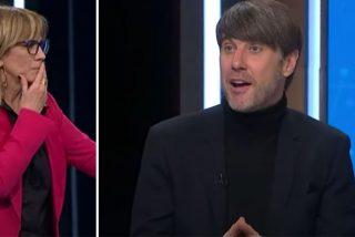 """Un 'indepe' racista llama """"negro de ultraderecha"""" a Garriga (Vox) en TVE y nadie dice nada"""