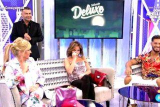 Un grave suceso en el 'Deluxe' podría cerrar el programa de Telecinco si reaccionan las marcas