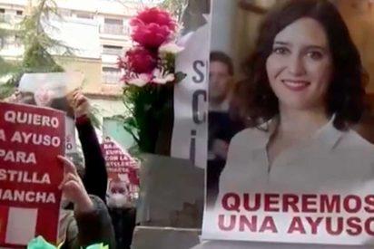 """Los hosteleros manchegos, en """"pie de guerra"""" contra Page: """"¡Queremos una Ayuso!"""""""