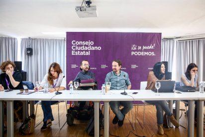 """La Policía estremece a Podemos y hiela a Echenique: """"Iremos a detenerle puntualmente"""""""