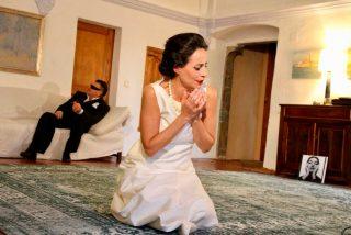 Los Teatros del Canal reponen Diva, una pieza de Albert Boadella que retrata los últimos años de Maria Callas