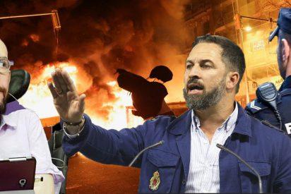 """Echenique, cada día más acorralado: el Supremo le investigará por """"incitar"""" a la violencia en favor de Hasel"""