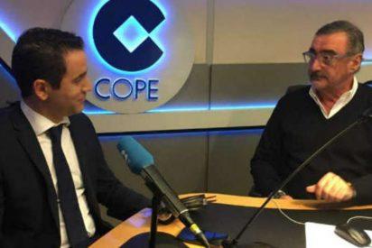 """García Egea asegura en COPE que hay acuerdo para renovar el CGPJ: """"El PSOE ha aceptado excluir a Podemos de la negociación"""""""