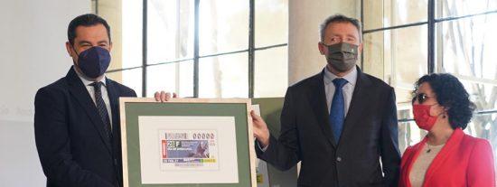 """Juanma Moreno: """"La recuperación de Andalucía no será posible sin tener en cuenta a los colectivos más vulnerables"""""""