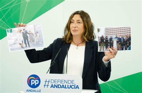 """Loles López(PP-A): """"El PSOE debe pedir perdón por defraudar la sanidad andaluza y criticar la apertura de un nuevo hospital"""""""