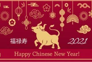 recetas para el Año Nuevo Chino 2021