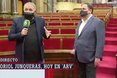 El positivo de Florentino obliga a confinar a Ferreras y a la pareja Dolores Delgado y Baltasar Garzón