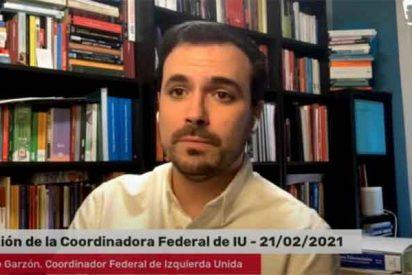 """Las redes caen sobre Alberto Garzón por haber """"proponido"""" cambiar las leyes"""