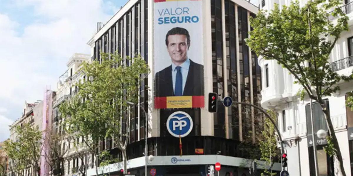 ¿Cuánto pide el PP por la venta y el alquiler de la sede en la calle Génova?