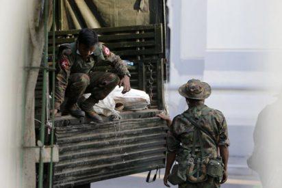 """China respalda el golpe de Estado en Birmania: """"Es solo un cambio de gabinete"""""""