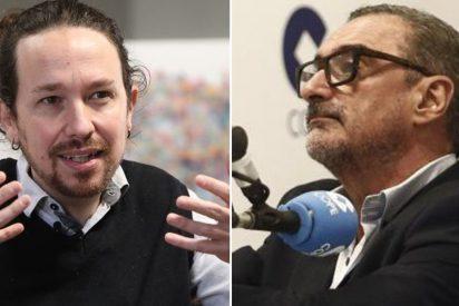 """Herrera cierra el pico a Iglesias por su ataque populista a las farmacéuticas: """"¡Vas a nacionalizar tu chalet de Galapagar!"""""""