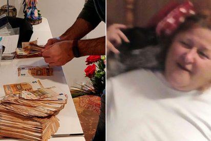 Detienen a la caradura que se hacía pasar por hija ilegítima de Franco para estafar