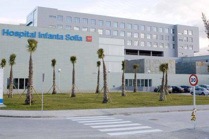 Capturan a un empleado del Hospital Infanta Sofía por robar un ecógrafo y dos sondas