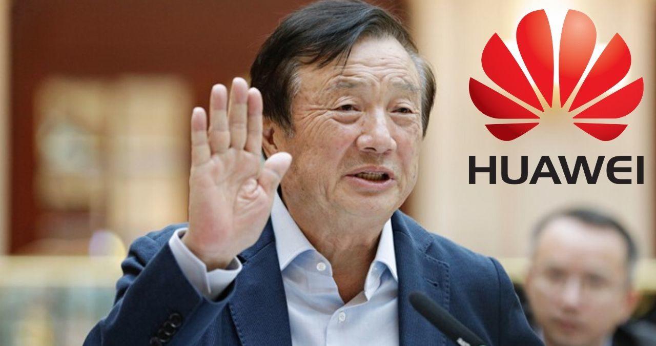 Ren Zhengfei, fundador de Huawei, revela cuál el mejor móvil con 5G: ¡el iPhone 12!