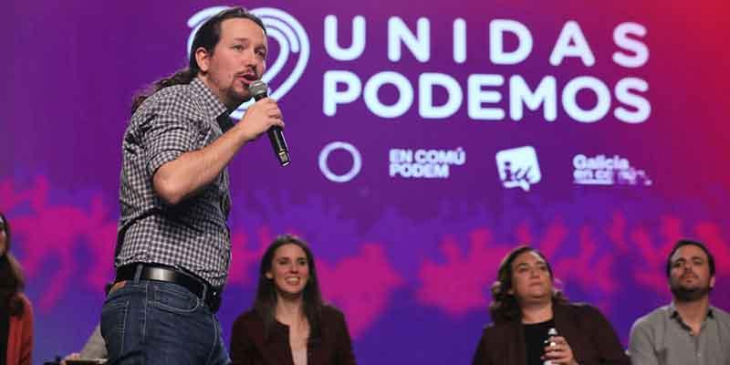 No han dado un palo al agua en su vida: así es la 'experiencia laboral' de los políticos de Podemos