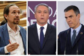 """Vallés: """"La agigantada debilidad de la oposición es un vergel para el desunido Gobierno Sánchez-Iglesias"""""""
