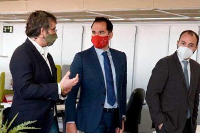 """Ignacio Aguado promueve el sello Garantía Madrid: """"Cerrar la hostelería no es una opción"""""""