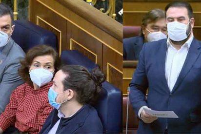 """Bildu le hace el trabajo sucio a Iglesias contra el Gobierno: """"Tienen el récord de artistas perseguidos y detenidos"""""""