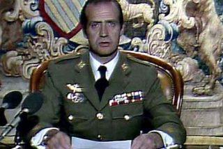 """""""Gracias, rey Juan Carlos"""": las redes homenajean al emérito en el aniversario del 23-F para disgusto de los podemitas"""
