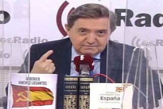 "Losantos vapulea a Iglesias: ""En Podemos hay dos accionistas, que son Venezuela e Irán"""