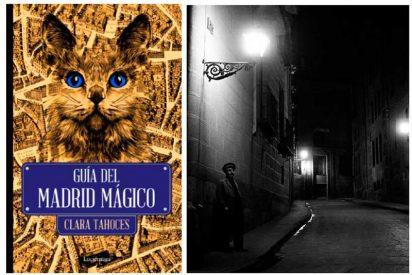Libros: Guía del Madrid mágico