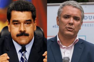 """El dictador Maduro amenaza a Colombia con una guerra: """"Limpien los cañones y los fusiles"""""""