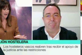 Contubernio en laSexta contra la hostelería: los tertulianos de Mamen Mendizábal, a la yugular de un gremio arruinado