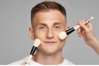 Maquillajes para hombres