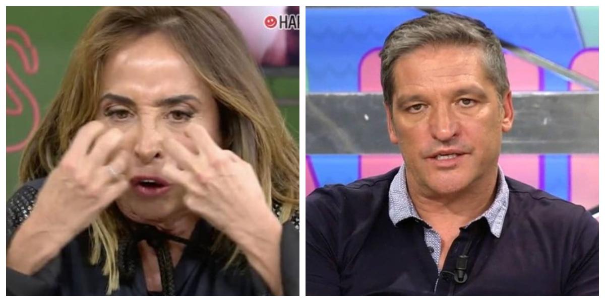 Confesiones sexuales y machismo atroz: María Patiño y Gustavo González, cara a cara
