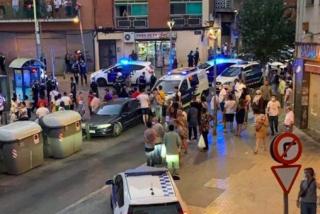 Clanes marroquíes y gitanos se enfrentan en Badalona y acaba con un menor muerto