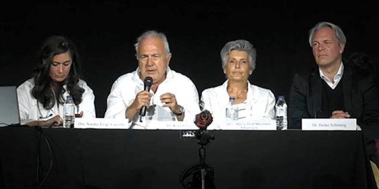 Expediente abierto a la doctora Natalia Prego Cancelo. Los Colegios de Médicos muestran su peor cara