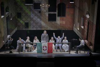 Posguerra en Nápoles, una broma muy seria