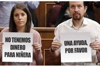 Montero, cónyuge de Iglesias, se lleva a su asesora del ministerio de niñera a todo lujo en las reuniones oficiales