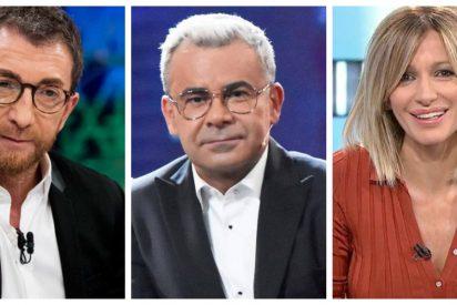 Pablo Motos, Jorge Javier o Susanna Griso: ¿adivina quién tiene un sueldo de 4 millones de euros?
