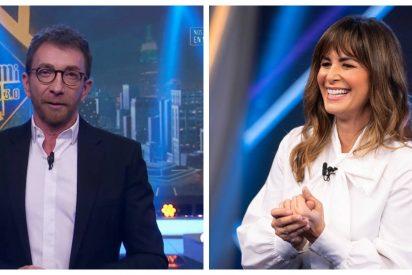 Que tiemble Pablo Motos: Nuria Roca presenta 'El Hormiguero' mejor que él