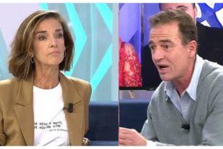 """La estremecedora bronca entre Alessandro Lequio y Paloma García-Pelayo: """"¿Tú de qué vas?"""""""