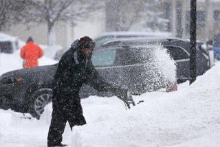 Matan a balazos a una pareja por una discusión por la nieve
