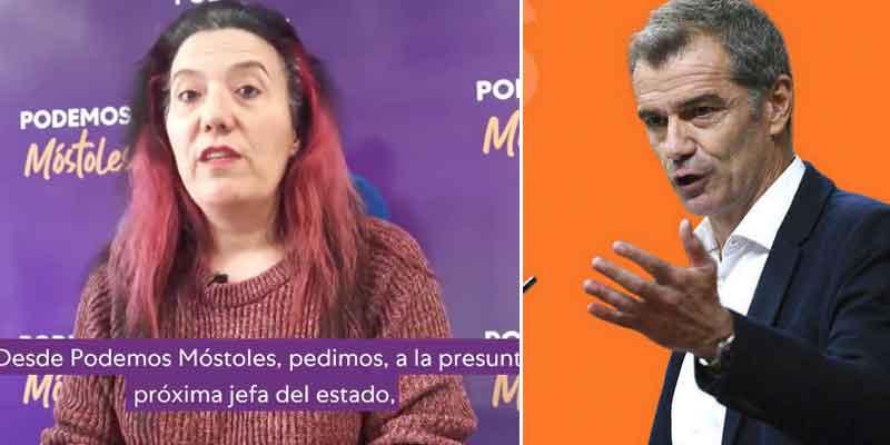 "Toni Cantó silencia a los podemitas que plantean que Leonor estudie en un instituto público: ""Ofreced una VPO a Montero e Iglesias"""