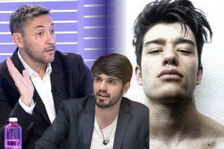 Hugo Pereira desmonta al 'progre' Javier Ruiz por su demagogia en Cuatro con Wall Street Wolverine